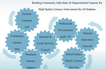 Building Community, Individual, and Organizational Capacity.