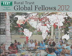 Global Fellows travel from rural American communities to points across the globe.
